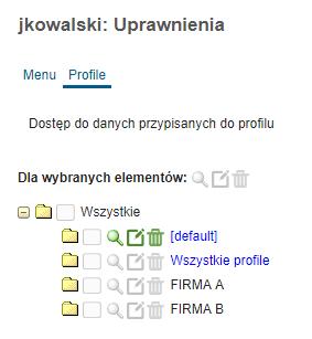 RODOprotektor IOD Uprawnienie do profili