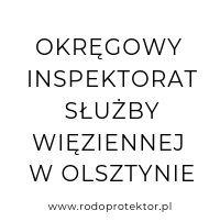 Aplikacja do RODO - klienci RODOprotektor - Okręgowy Inspektorat Służby Więziennej w Olsztynie