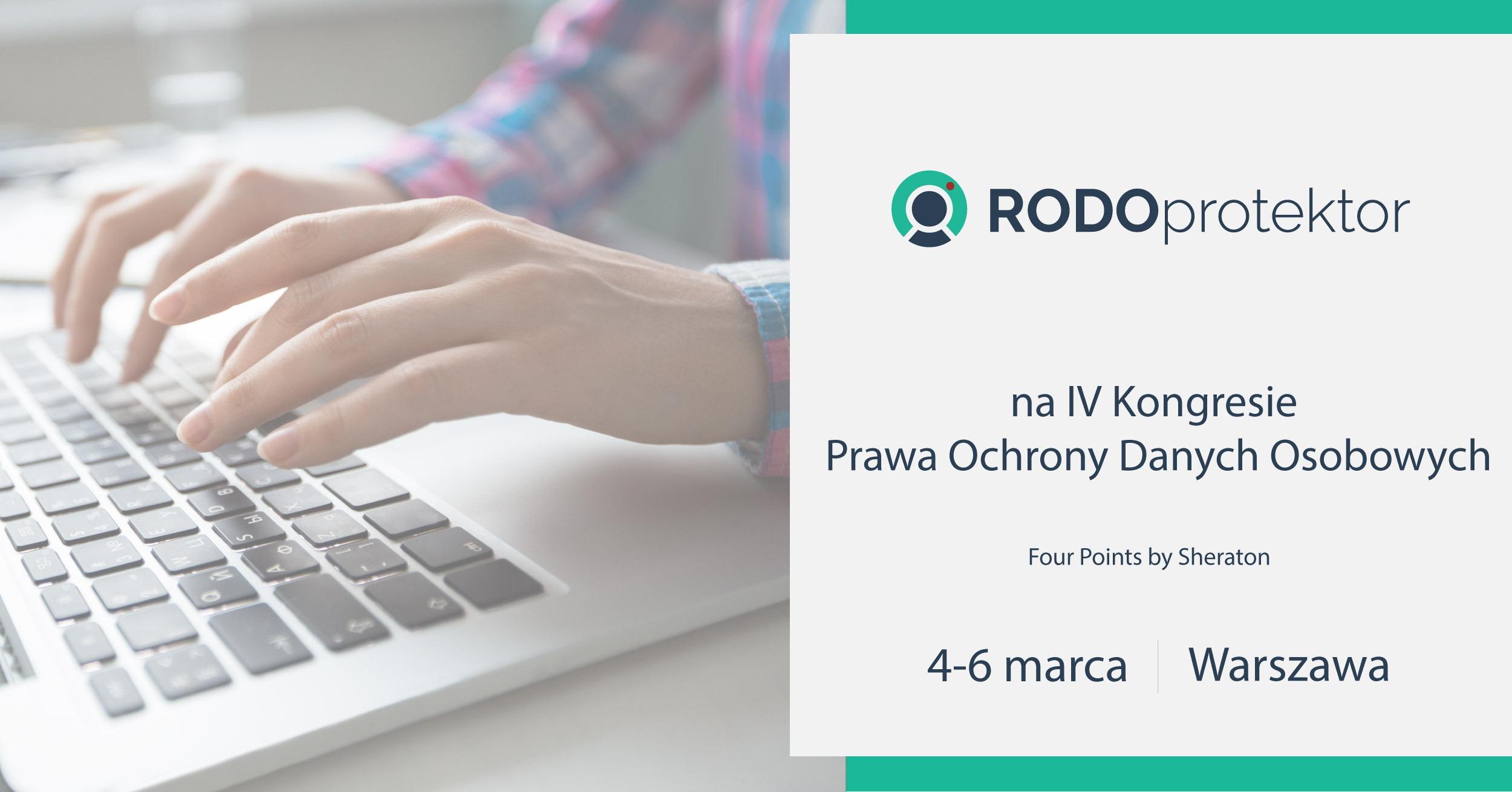 BTC IV Polski Kongres Prawa Ochrony Danych Osobowych