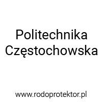Aplikacja do RODO - klienci RODOprotektor - Politechnika Częstochowska