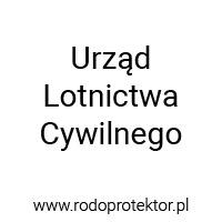 Aplikacja do RODO - klienci RODOprotektor - Urząd Lotnictwa Cywilnego