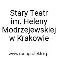 Aplikacja do RODO - klienci RODOprotektor - Teatr Stary Im. Heleny Majdaniec w Krakowie