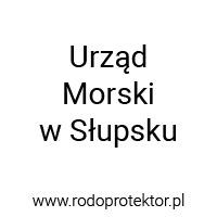 Aplikacja do RODO - klienci RODOprotektor - Urząd Morski w Słupsku