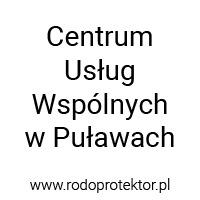 Aplikacja do RODO - klienci RODOprotektor - Centrum Usług Wspólnych w Puławach