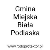 Aplikacja do RODO - klienci RODOprotektor - Gmina Miejska Biała Podlaska