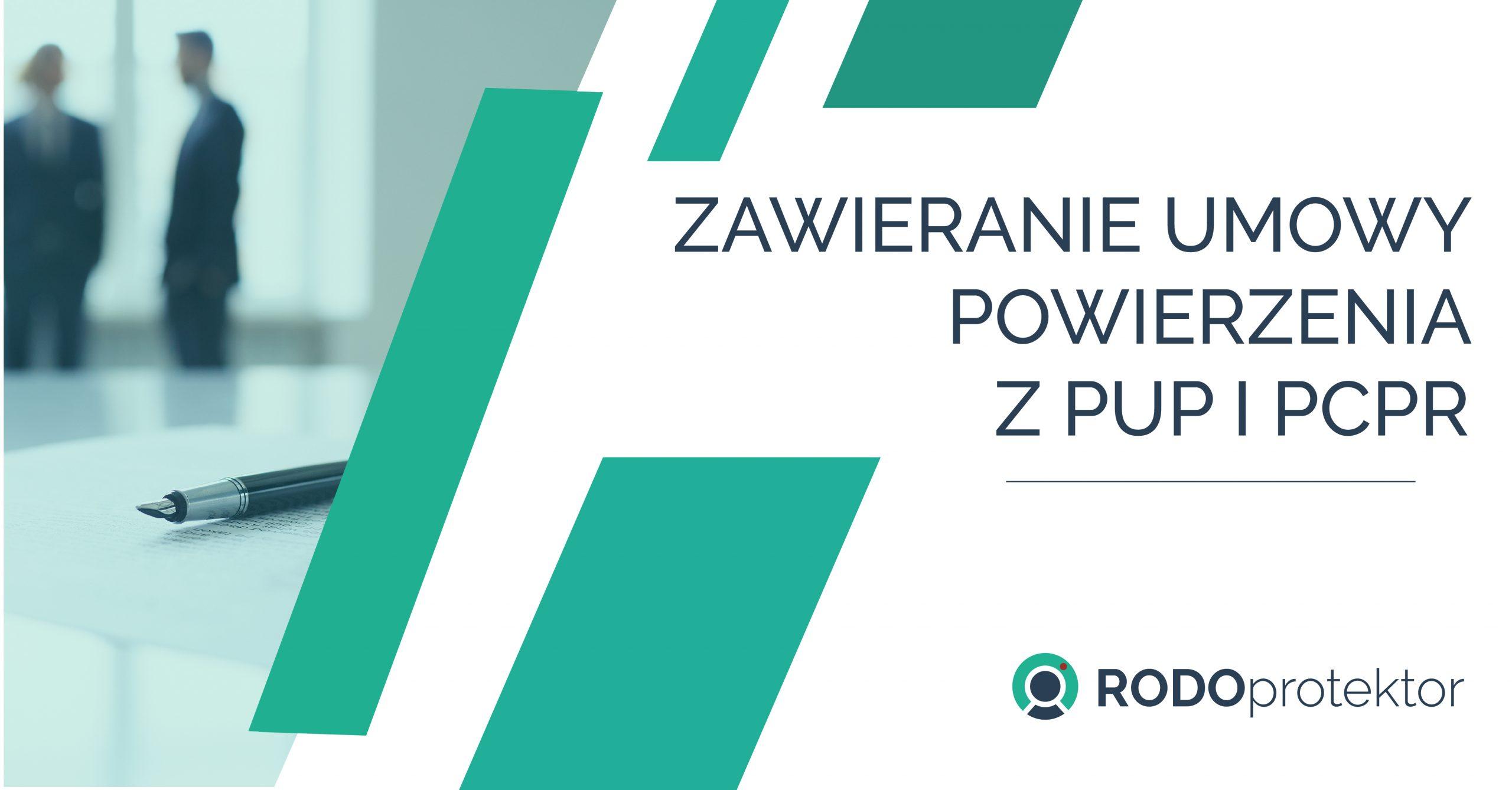 Zawieranie umowy pomiędzy powiatem a PUP i PCPR